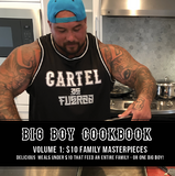 Big Boy Cookbook Volume 1