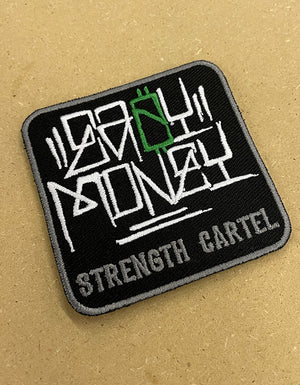 STRENGTH CARTEL Eazy Money Patch