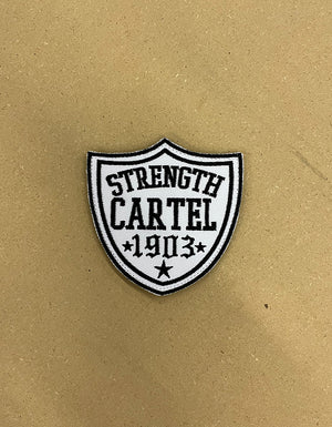STRENGTH CARTEL Shield Patch