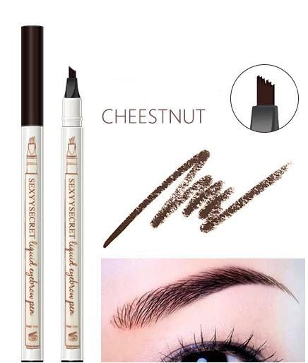 Sexyy Secret™ Liquid Microblading Eyebrow Pen