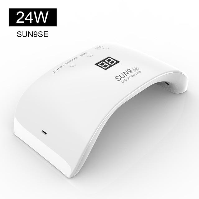 Beauty - LED 36W UV Nail Dryer Lamp USB Charge