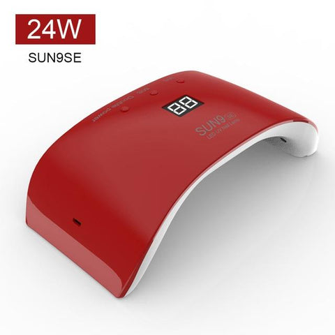 Image of Beauty - LED 36W UV Nail Dryer Lamp USB Charge