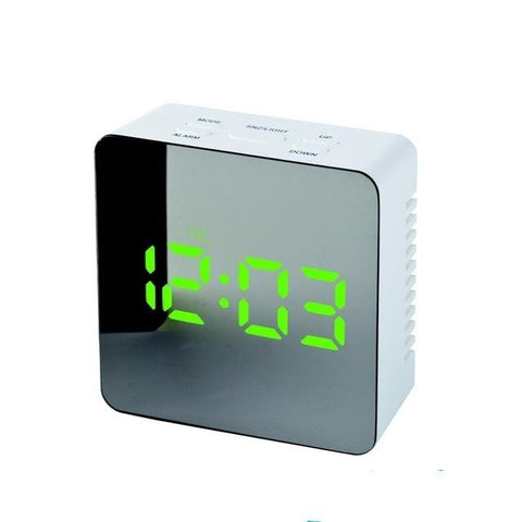 Epic Mirror LED Digital Alarm Clock