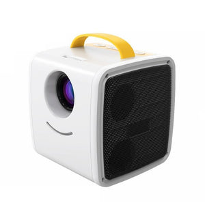 Portable Kid Mini LCD Story Projector With Hi-Fi Speaker
