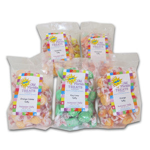 Assorted Citrus Taffy (Original)
