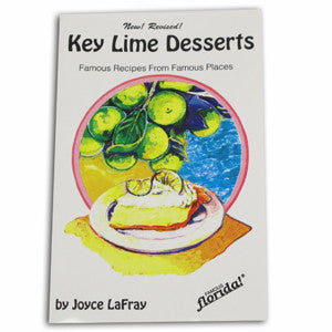Key Lime Desserts by Joyce La Fray