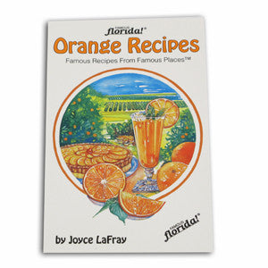 Orange Recipes by Joyce LaFray
