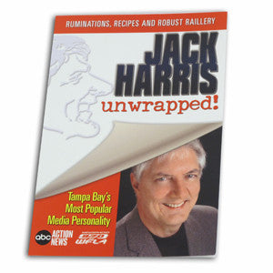Jack Harris Unwrapped