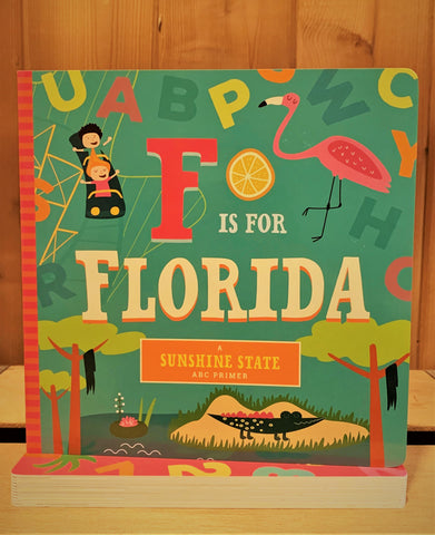 Children's Books About Florida