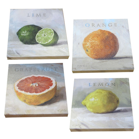 Fruit Paintings