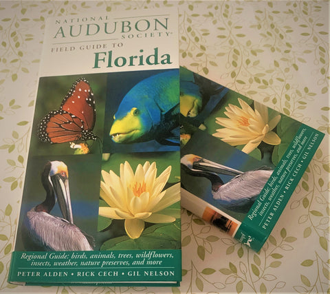 National Audobon Society field guide to Florida Peter Alden. Rick Cech . Gil Nelson