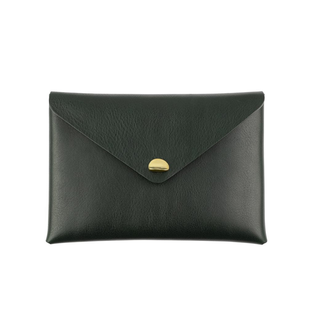Simple Clutch in Ivy