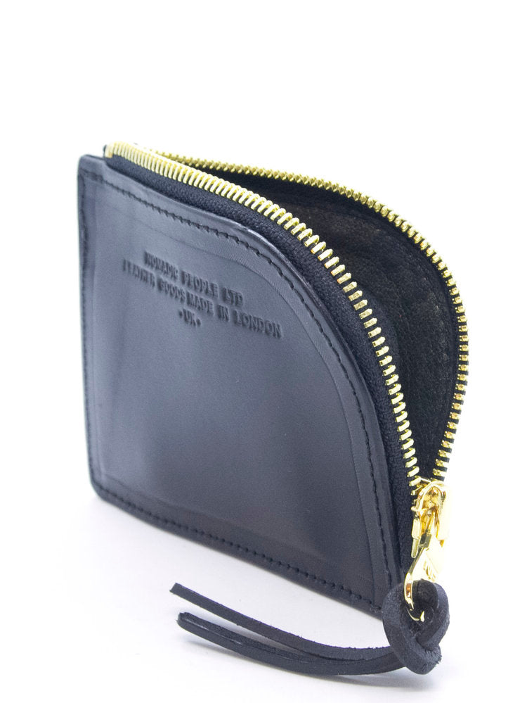 Nomadic People Friary Zip Wallet In Midnight