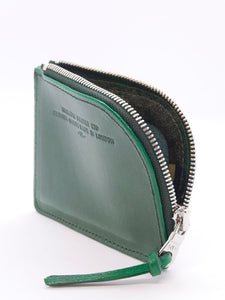 Nomadic People Friary Zip Wallet In Moss