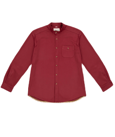 Stockwell Red Shirt