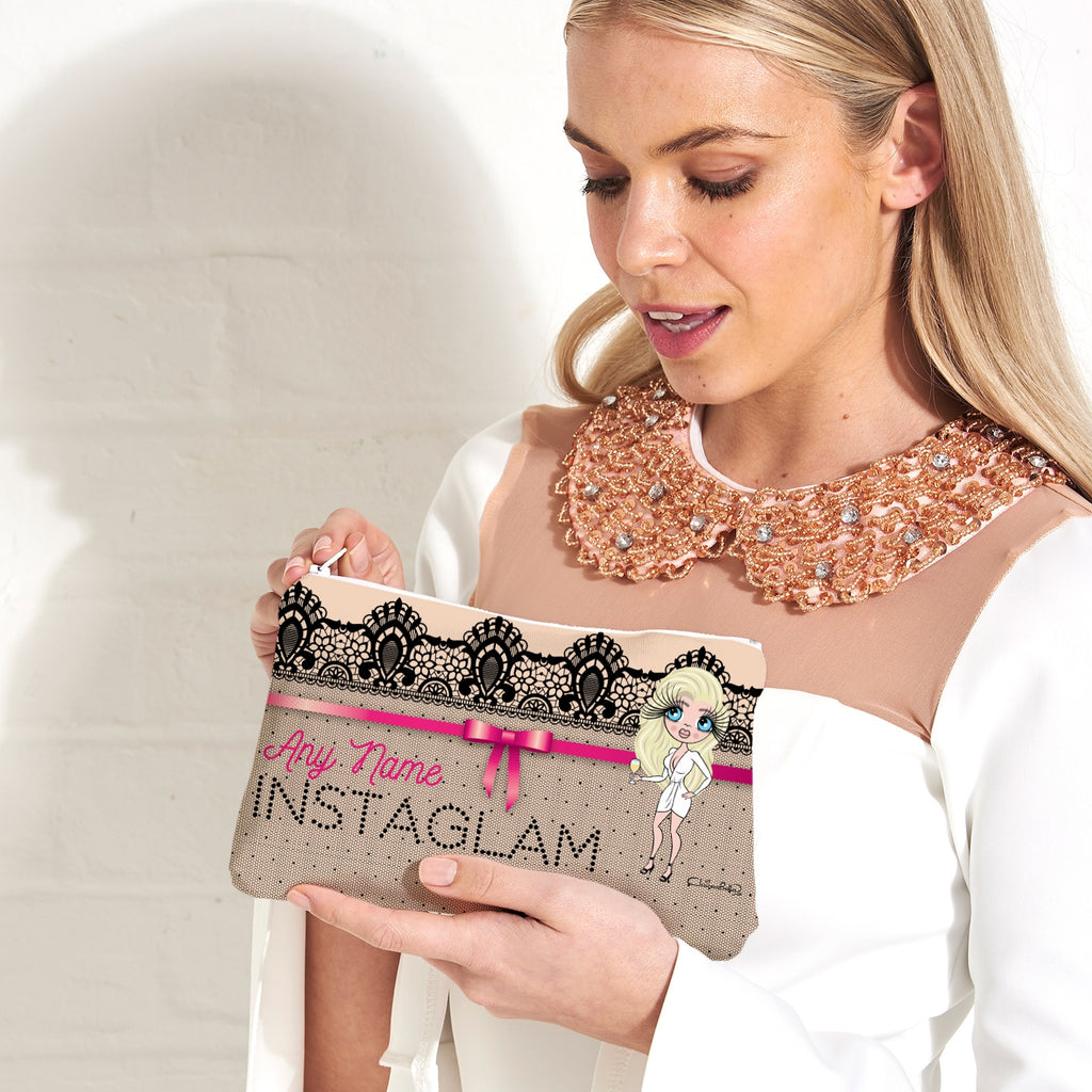 ClaireaBella Instaglam Make Up Bag - Image 1