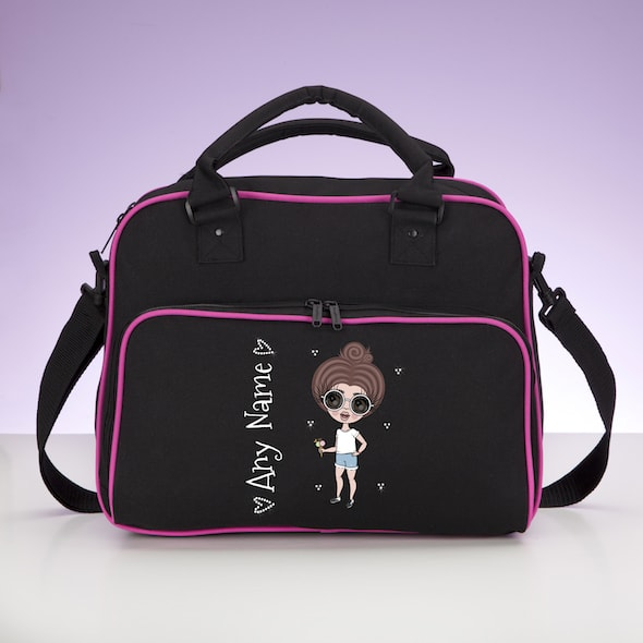 ClaireaBella Girls Travel Bag - Image 1