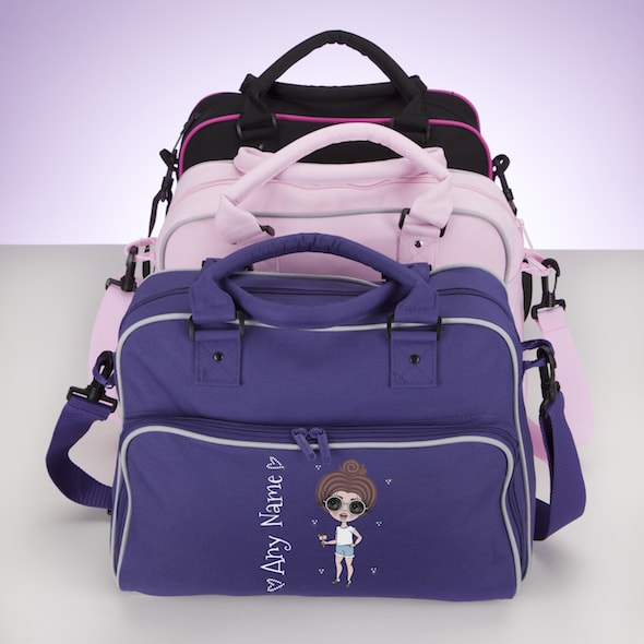 ClaireaBella Girls Travel Bag - Image 2