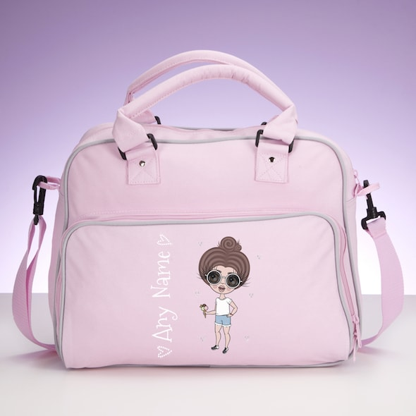 ClaireaBella Girls Travel Bag - Image 3