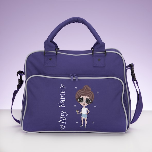 ClaireaBella Girls Travel Bag - Image 4