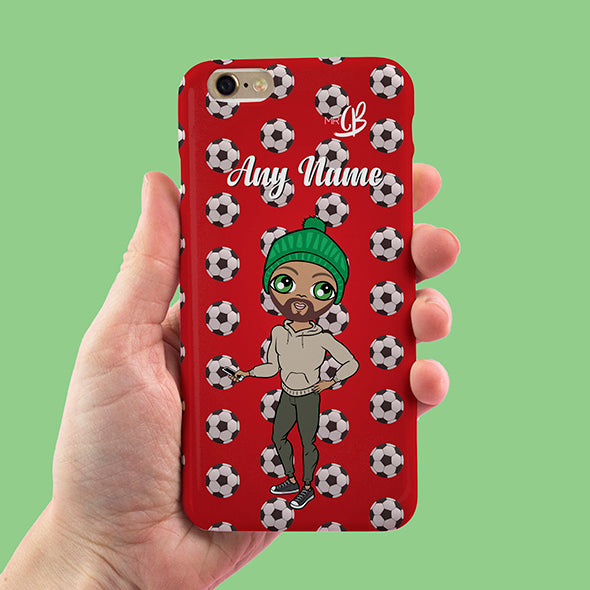 MrCB Personalised Football Phone Case - Image 3