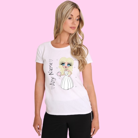 ClaireaBella T-shirt - Brideabella - Image 1