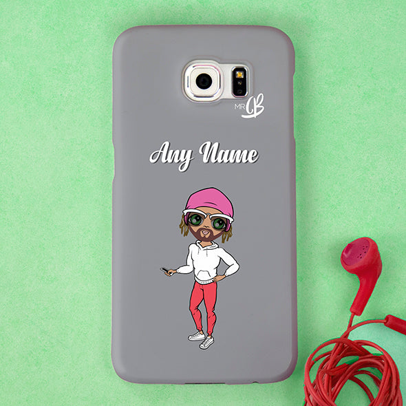 MrCB Personalised Grey Phone Case - Image 4