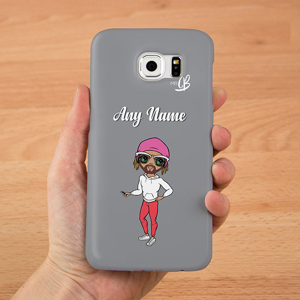MrCB Personalised Grey Phone Case - Image 3
