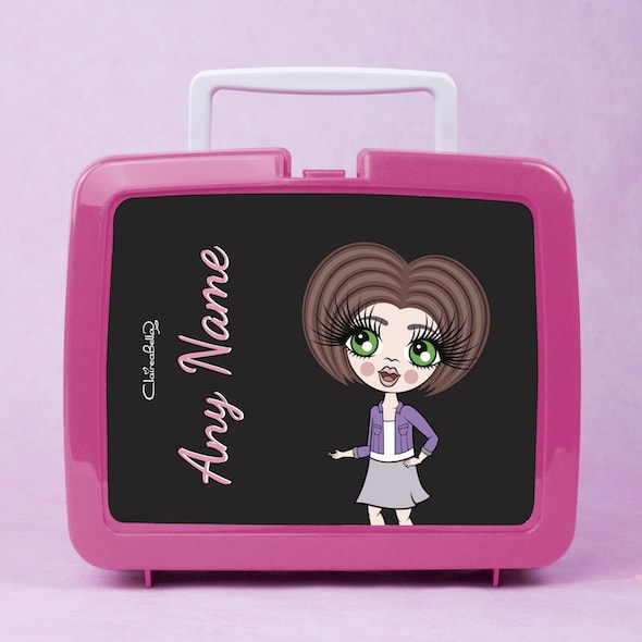 ClaireaBella Girls Lunch Box - Image 1