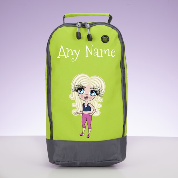 ClaireaBella Girls Shoe Accessory Bag - Image 1