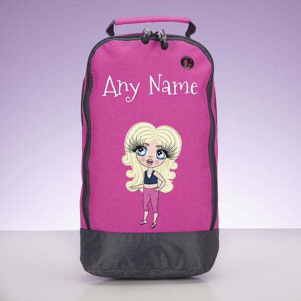ClaireaBella Girls Shoe Accessory Bag - Image 3