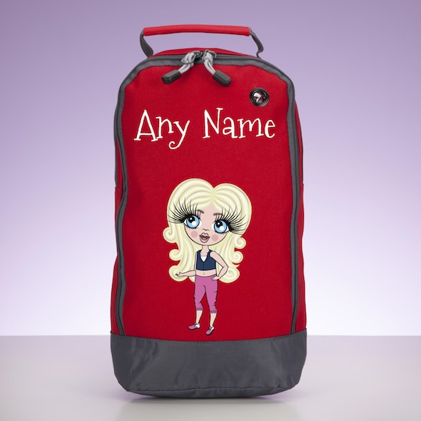 ClaireaBella Girls Shoe Accessory Bag - Image 4