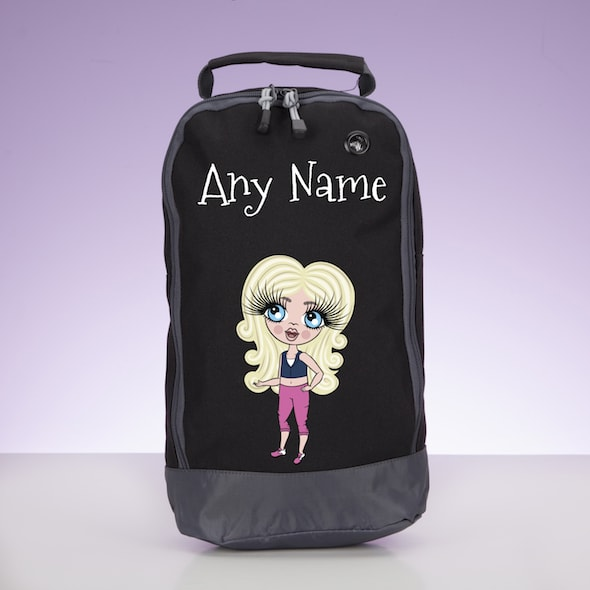 ClaireaBella Girls Shoe Accessory Bag - Image 2