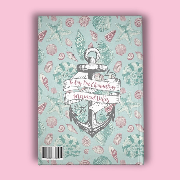 ClaireaBella Girls A5 Hardback Diary - Sea Shell - Image 8