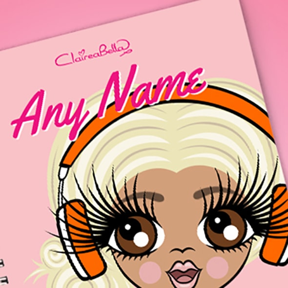 ClaireaBella Close Up A5 Softback Notebook - Image 2