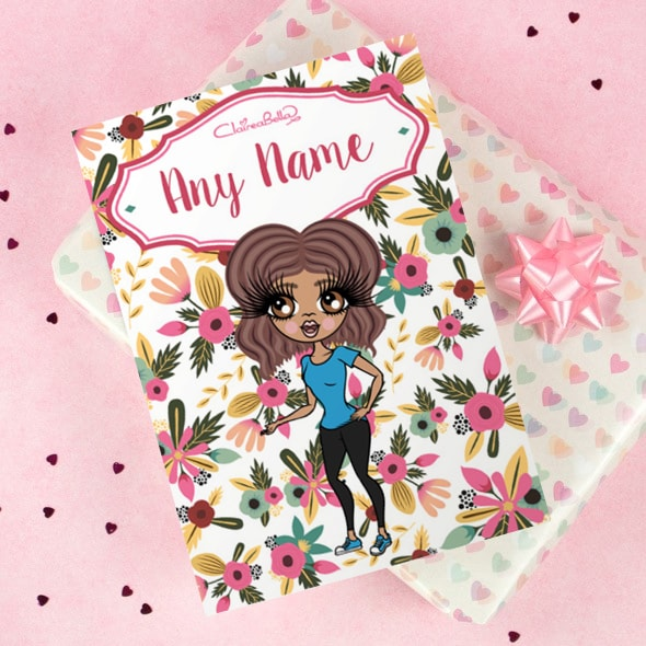 ClaireaBella Greeting Card - Classic Floral - Image 1