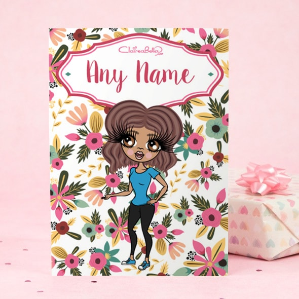 ClaireaBella Greeting Card - Classic Floral - Image 2