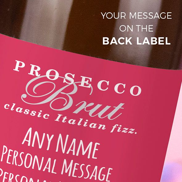 ClaireaBella Personalised Prosecco - Mummy Love - Image 3