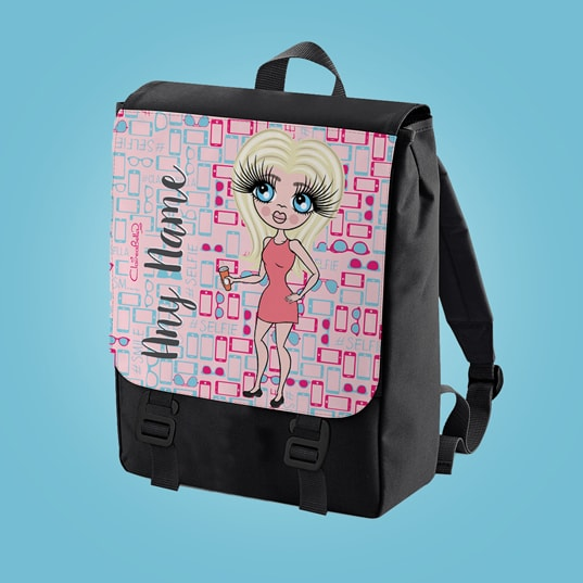 ClaireaBella Selfie Large Backpack - Image 2