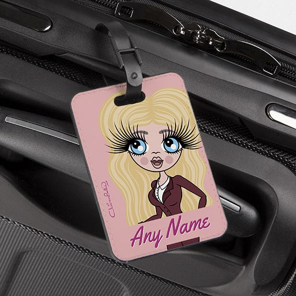ClaireaBella Close Up Luggage Tag - Image 2