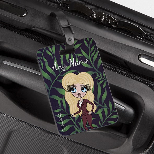 ClaireaBella Tropical Luggage Tag - Image 2