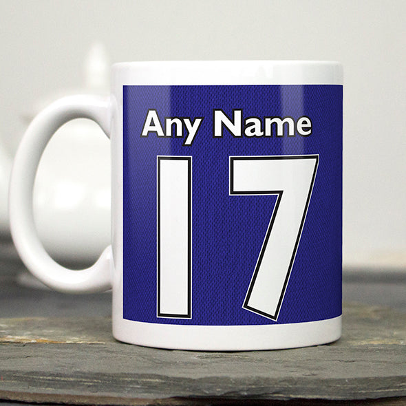 MrCB Football Shirt Mug - Image 1