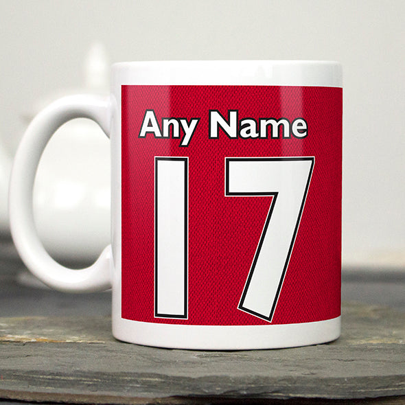 MrCB Football Shirt Mug - Image 5
