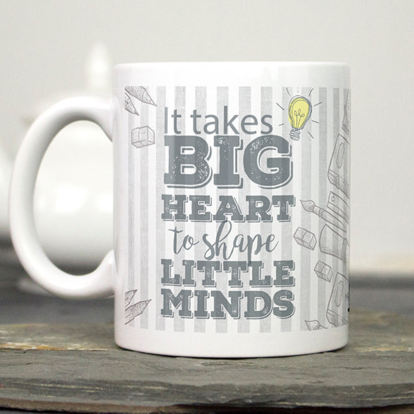 MrCB Mug - Teacher Stripes - Image 1