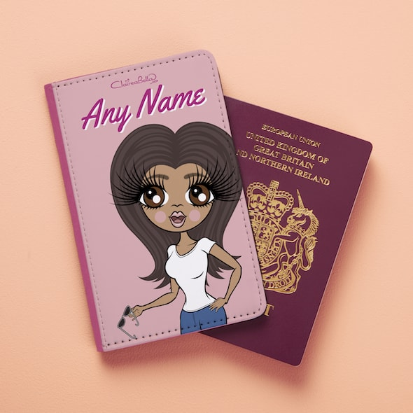 ClaireaBella Close Up Passport Cover - Image 2