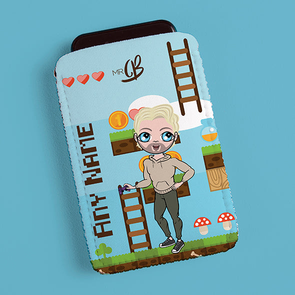 MrCB Gamer Fabric Phone Case - Image 6