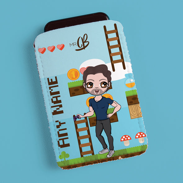 MrCB Gamer Fabric Phone Case - Image 4