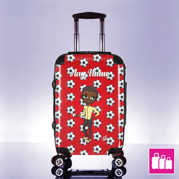 MrCB Football Suitcase - Image 1