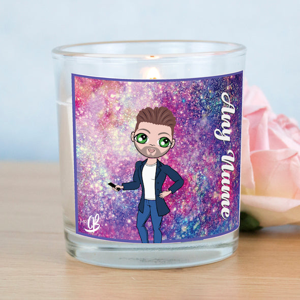 MrCB Scented Candle - Glitter Effect - Image 1
