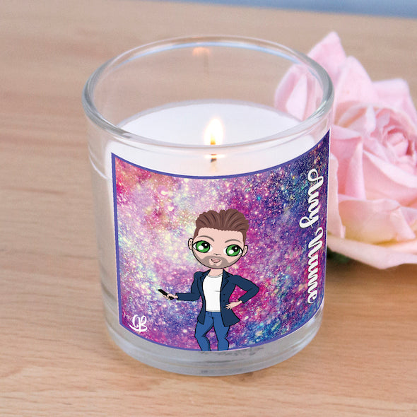 MrCB Scented Candle - Glitter Effect - Image 2